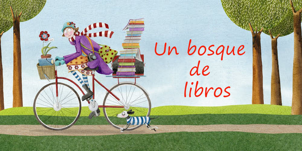 Un bosque de libros