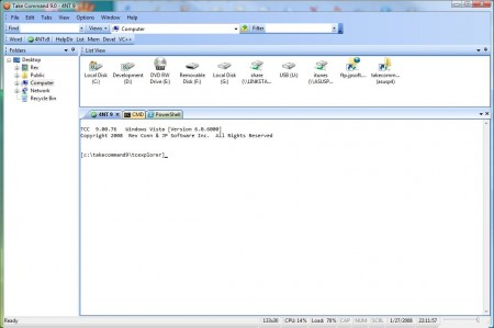 JP Software Take Command 16.03.55 (x86) Multilingual