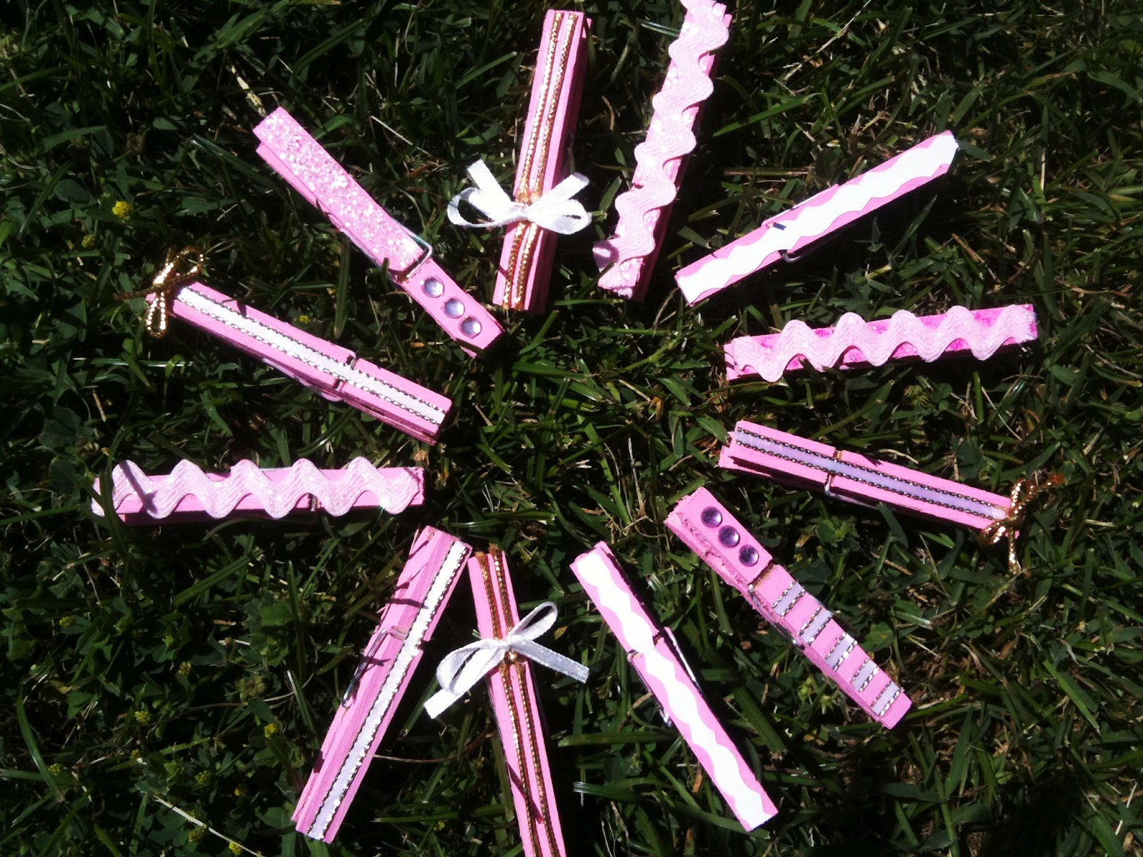 cute clothespins for baby showers daisy celebrates