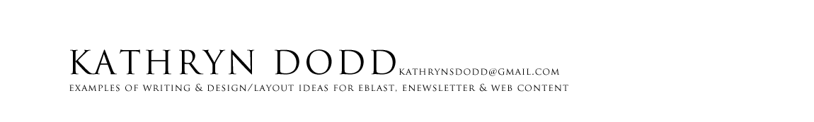 Kathryn Dodd