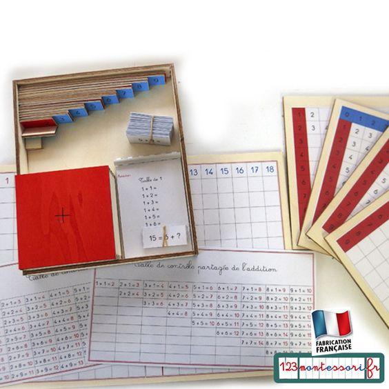 Gut bekannt Jeux d'enfants: Fabriquer son matériel Montessori FV15