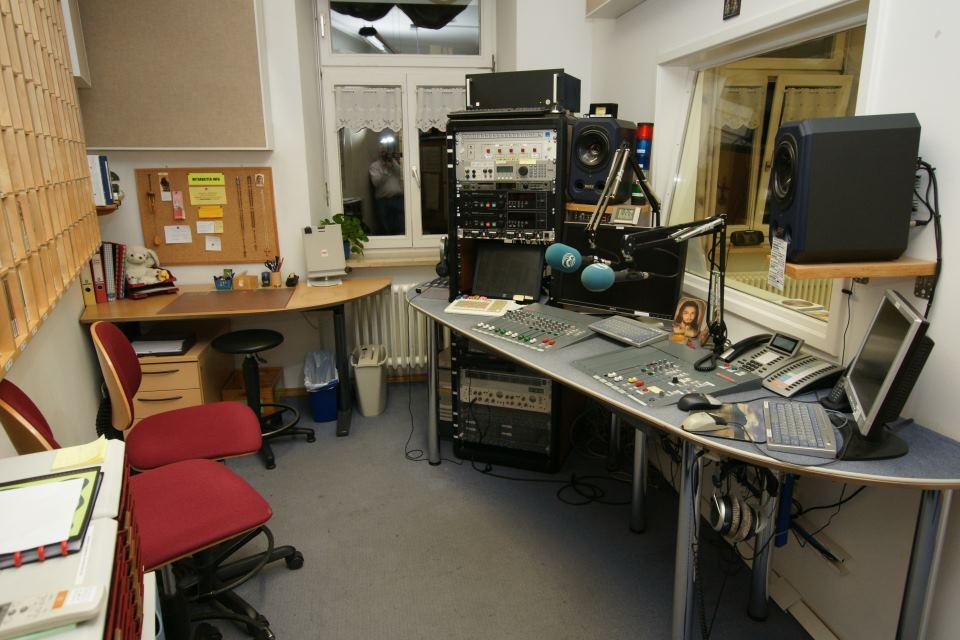 RadioHorebFreunde: Radio Horeb Studio München