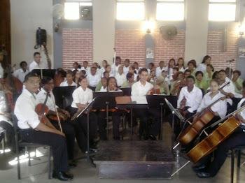 Concierto en honor a la Virgen de la Encarnación 2009
