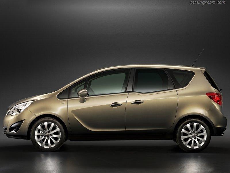 صور سيارة اوبل ميريفا 2012 - اجمل خلفيات صور عربية اوبل ميريفا 2012 - Opel Meriva Photos Opel-Meriva-2011-03.jpg