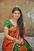 Actress Anusha Photos in Half saree-thumbnail-11