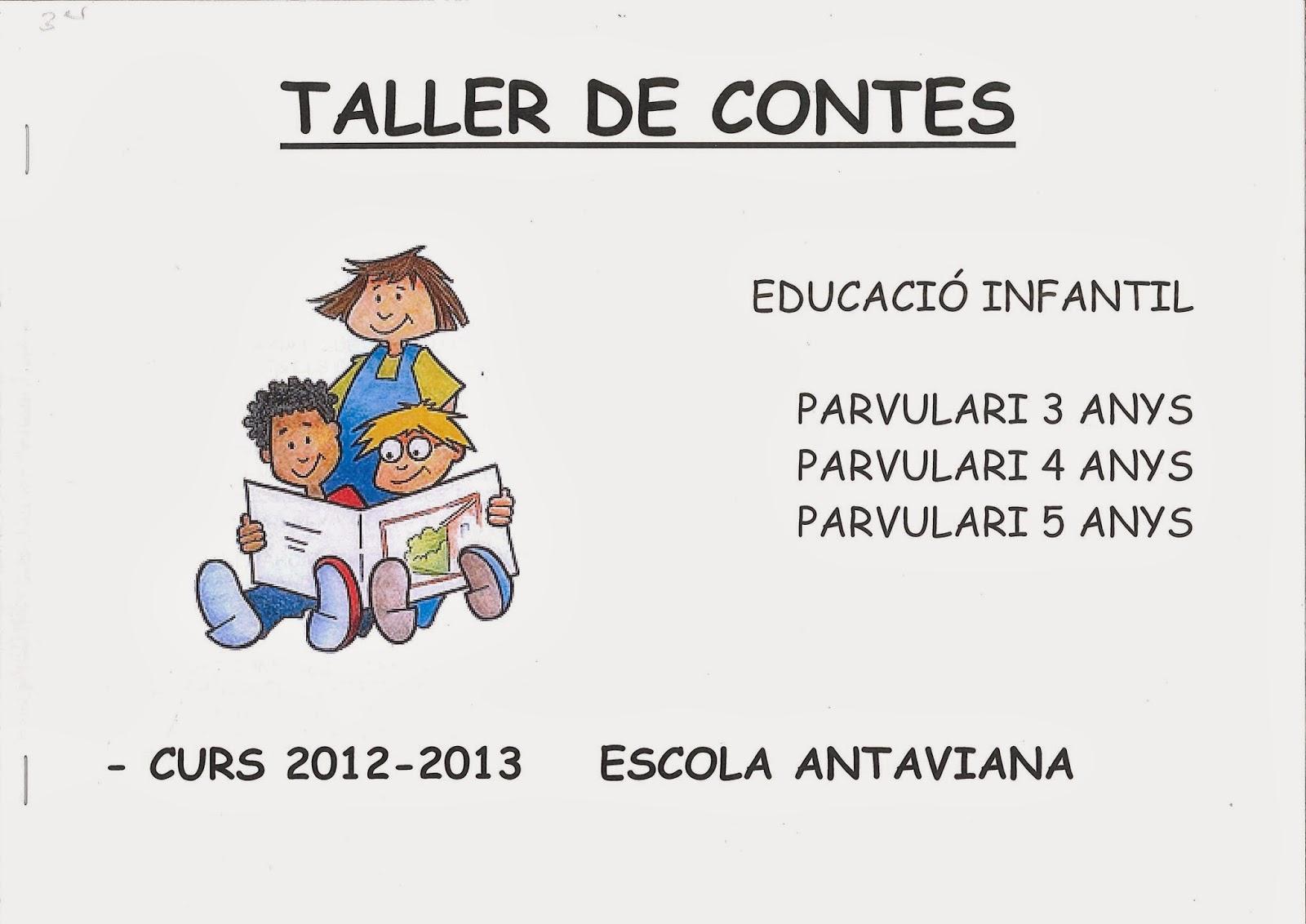 http://issuu.com/blocsdantaviana/docs/dossier_contes_2012-13