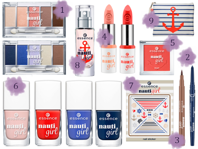 Preview essence Nauti Girl - limited Edition (LE) - Juni 2015