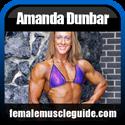 Amanda Dunbar Female Bodybuilder Thumbnail Image 1