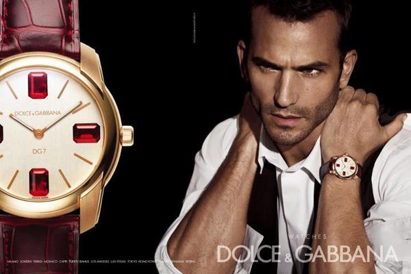 Dolce & Gabbana relojes hombre