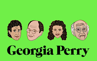 SHOP GEORGIA PERRY PINS + KEYRING