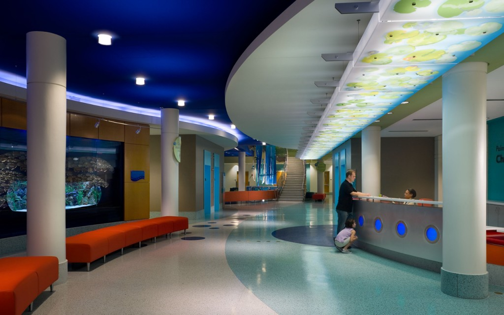 The Concept Of Hospital Interior Design