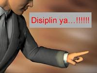 Pengertian Disiplin kerja