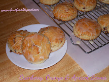 Cranberry Orange & Apricot Scones