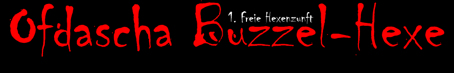 Ofdascha Buzzel-Hexe