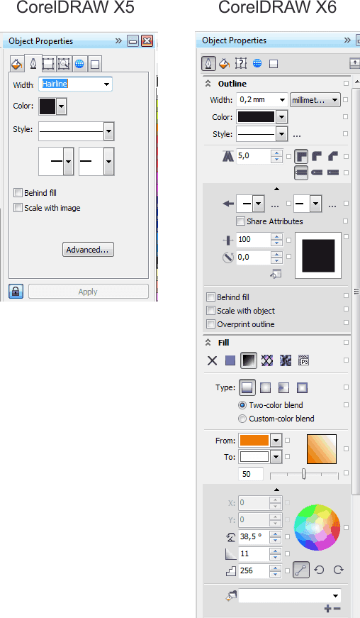 how to delete an object in coreldraw