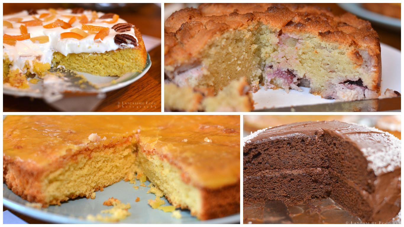 Egg Free Cakes Lancashire