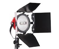 peralatan lighting fotografi continuous head