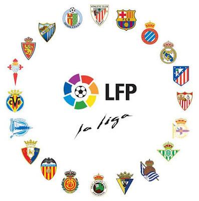 Jadwal Liga Spanyol 2012-2013 LA LIGA Trans7 TransTV