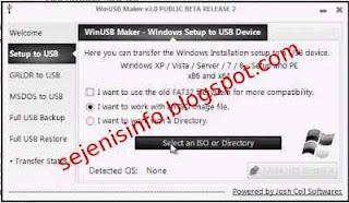 winusb maker windows xp usb flash drive