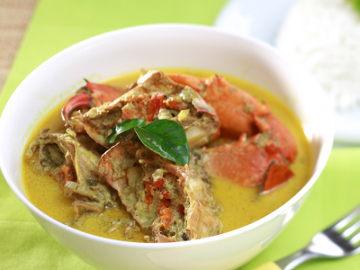 berikut ini adalah resep masakan resep masakan kepiting kepala saus ...