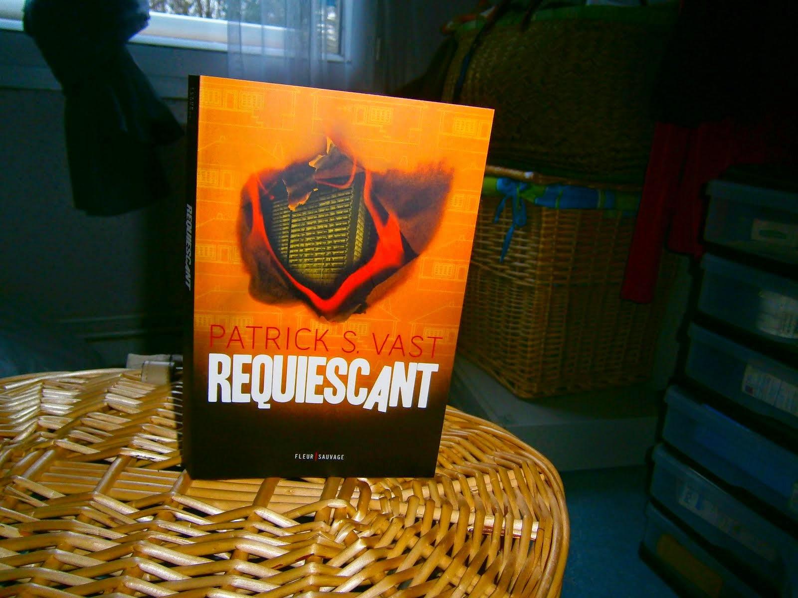 """Le roman """"Requiescant"""""""