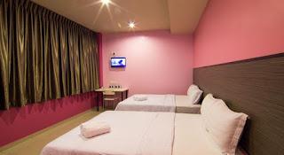Hotel Murah di Masai - Hotel De' Tees