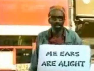 Maxell Israelites advert