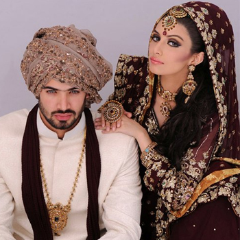 Beautiful Pakistani Bride Groom Couples Wedding Pictures Ideas