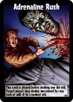 Zombies!!! - Example Card