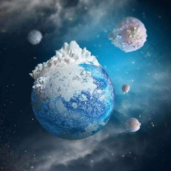 Create a Mini Planet