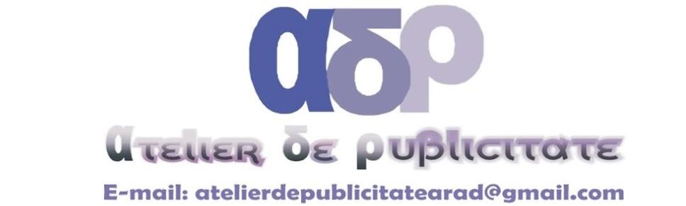 AdP - Atelier de publicitate Arad