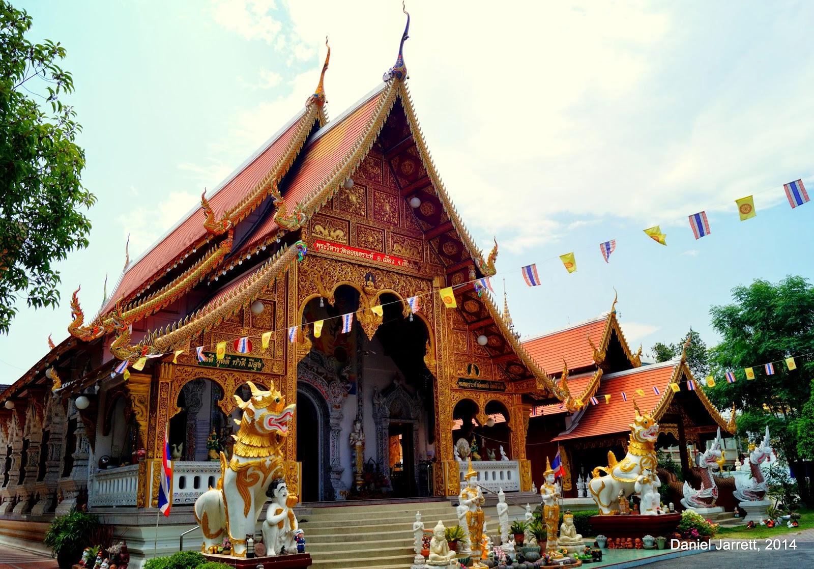 Wat Loi Kroh / Wat Roi Kroh
