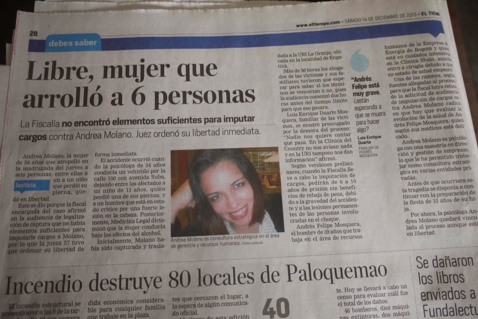 http://www.eltiempo.com/colombia/bogota/legalizan-captura-de-conductora-que-atropello-a-seis-personas_13286102-4