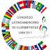 Inscripción a las clases maestras del Congreso Latinoamericano de Clarinetistas 2011