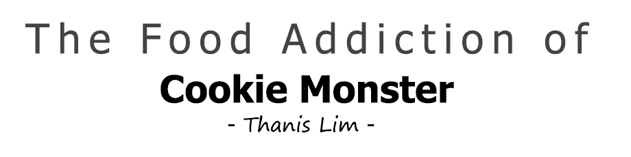 The Food Addictions of Cookie Monster - Thanis Lim
