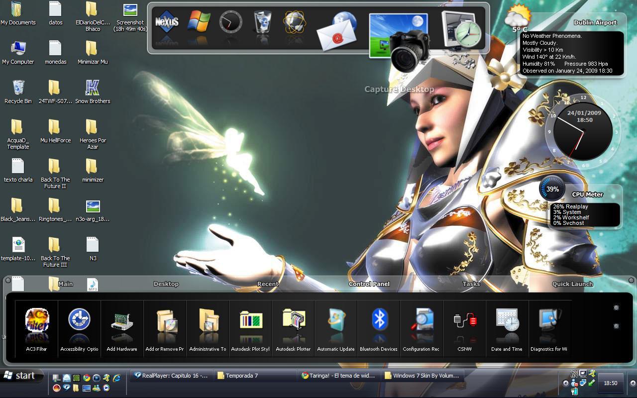 40 Best Windows 7 Them...