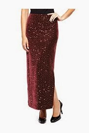 great party skirt for anyone with psoraisis if worn with opaques