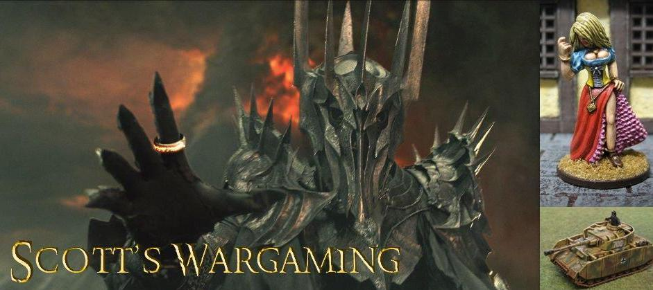 Scott's War-gaming