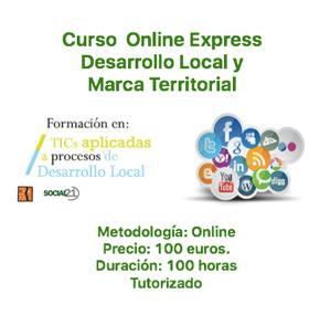 Curso Desarrollo Local y Nuevas Tecnologías