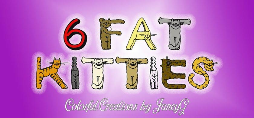 6 Fat Kitties
