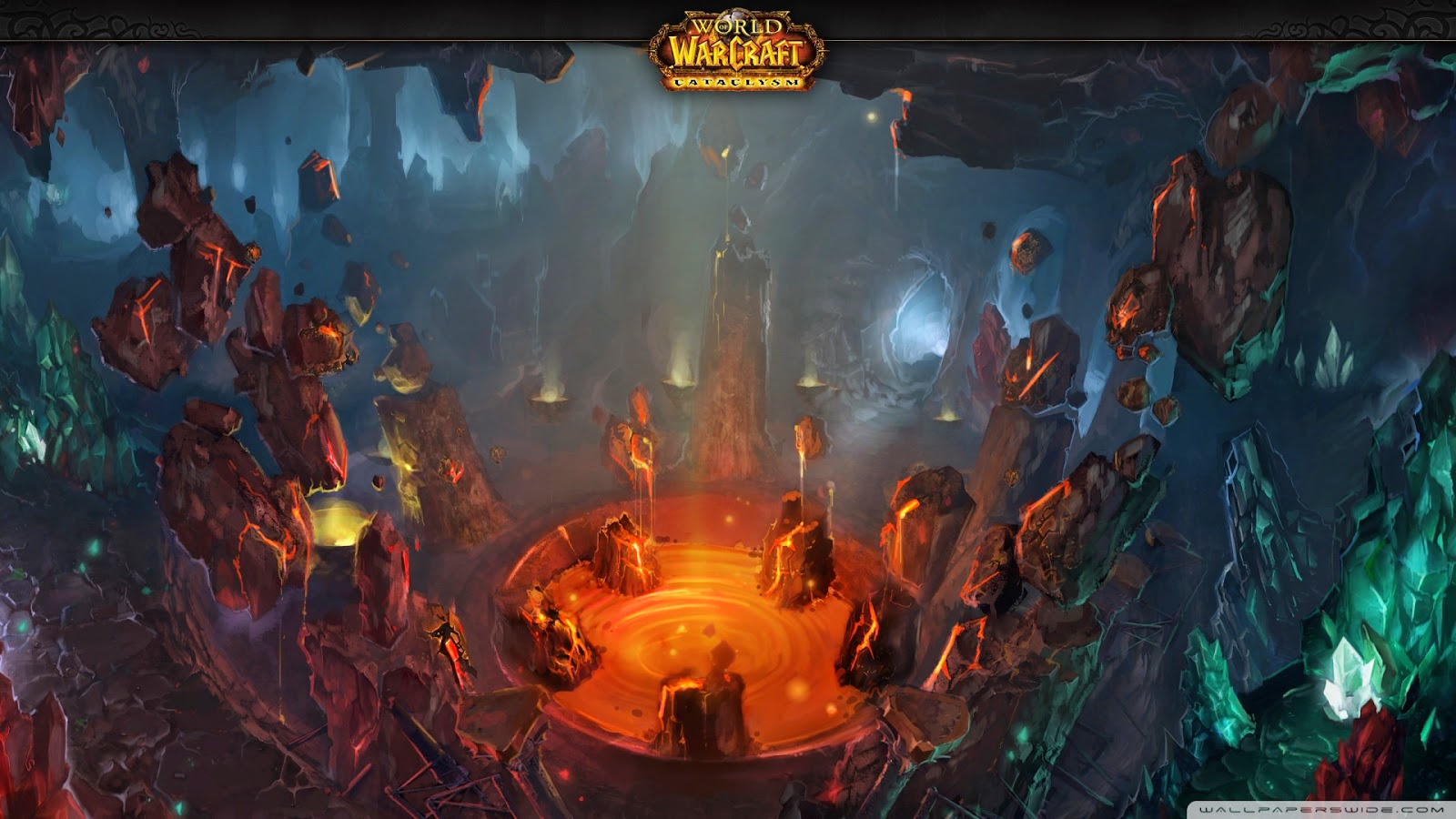 World Of Warcraft Wallpaper full HD