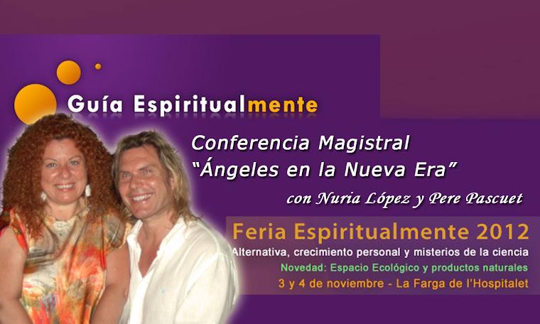 Conferencia Magistral Ángeles en la Nueva Era