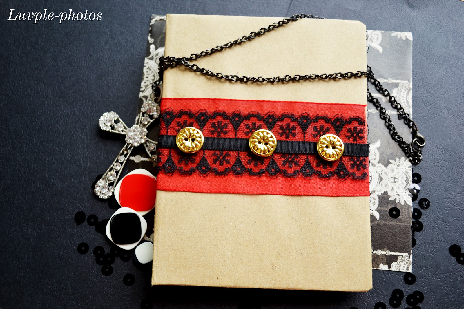 Book Cover Handmade ~ Luvple photos handmade book design shooting