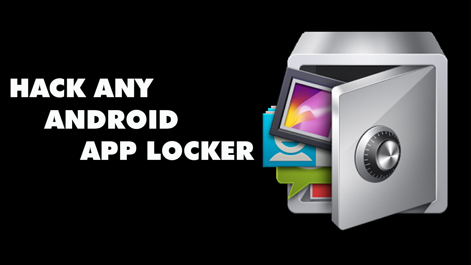 hack app locker