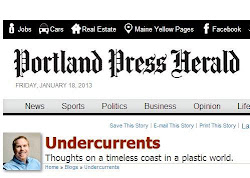 "Portland Press Herald Blog ""Undercurrents"""