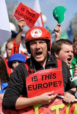 OS ASSASSINOS DO PROJETO SOCIAL DEMOCRATA EUROPEU
