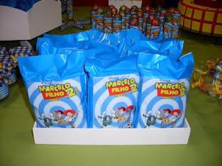 Decoração para festa infantil masculino do Toy Story