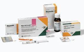 Рисполепт, Рисперидон, Риспердал