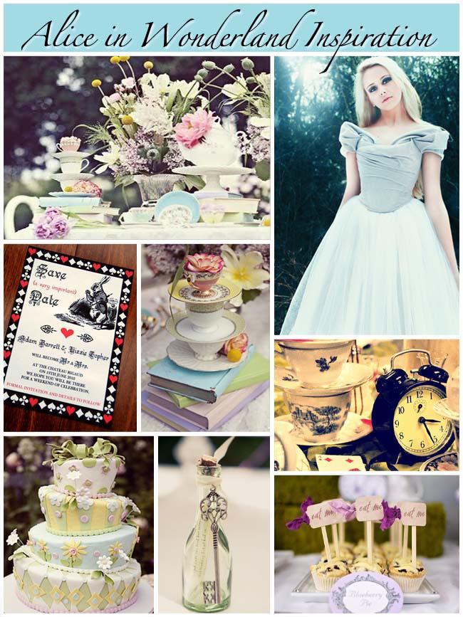 Tema Matrimonio Wonderland : Matrimonio a tema alice nel paese delle meraviglie