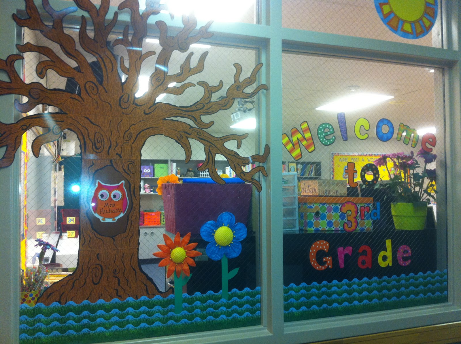 Classroom Windows Decoration Ideas : Teaching with moxie my classroom is d o n e